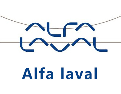 The plates and gaskets of Alfa Laval