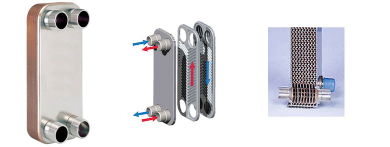 The top 12 application range of brazed plate heat exchanger from Propellent
