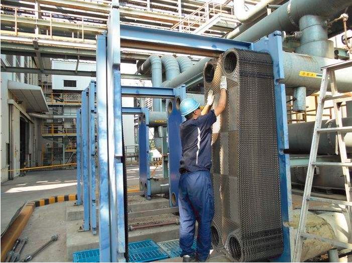 Plate heat exchangers for sugar industry manufacturing applications