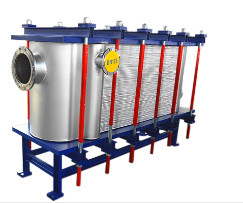 Propellent Welded plate heat exchanger