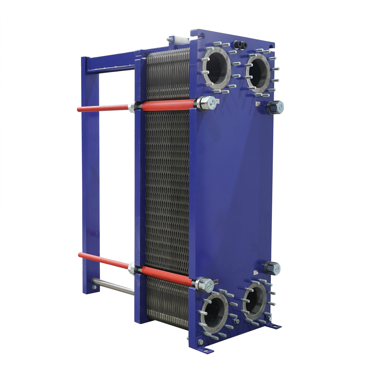Application of plate heat exchanger in paper industry